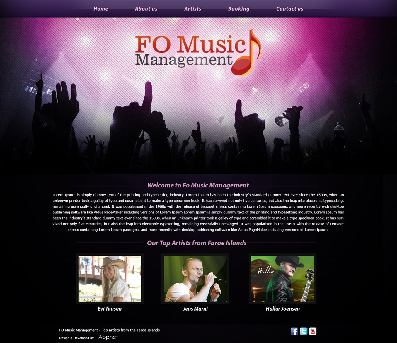 FO Music Management